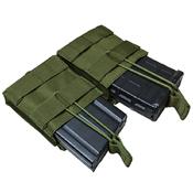 Ncstar AR10/M1A/FAL Double Magazine Pouch