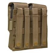 NcStar AR15/M4/AK Four Magazine Pouch