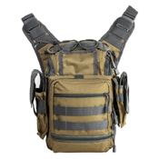 NcStar First Response Breathable Mesh Utility Bag