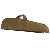 NcStar 38 Inch Long Case - Tan