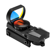 NcSTAR Four Reticle Red/Green Reflex Sight