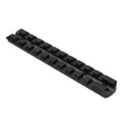 NcStar 10/22 Receiver Picatinny Rail - Black