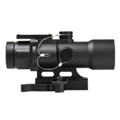 NcStar 3.5X32mm Compact Prismatic Optic - Black