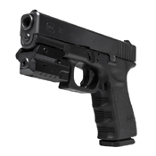 NcSTAR Compact Pistol Rail Blue Laser with Strobe