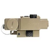 Ncstar 4 Color Nav LED Green Laser with Mount