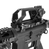 NcStar Gen II Carry Handle with Green Dot/Red Laser Sight