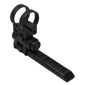 NcStar M-LOK Extended Flashlight Mount - 1 Inch