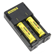 Nitecore I2 Intellicharger Battery Charger