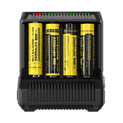 Nitecore i8 Multi-Slot Intelligent Battery Charger