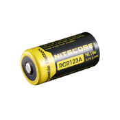 Nitecore NL166 650mAh Li-ion Battery