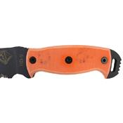 OKC RD 9 Ranger Serrated Knife