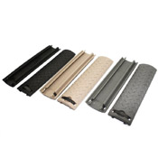Ergo Diamond Plate Picatinny Rail Cover Set