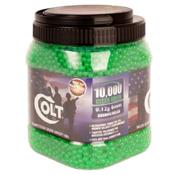 Colt Green Airsoft .12g BBs
