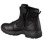Propper Series 100 Black Side Zip Boot - 6 Inch