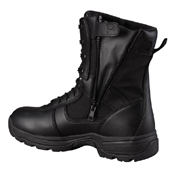 Propper Series 100 Side Zip Black Boot - 8 Inch - Wide