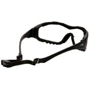 Pyramex V3G Frame 100 Percent Anti-Fog Coating - Black