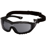 Pyramex V3T Clear Anti-Fog Safety Goggles