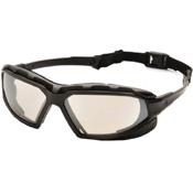 Pyramex Highlander XP Frame Indoor/Outdoor Mirror Anti-Fog - Black/Gray