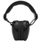 Pyramex VG-Clandestine Electronic Earmuff - Black