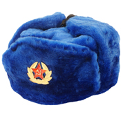 Russian Ushanka Winter Hat