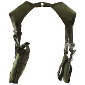 Raven X Ambidextrous Vertical Shoulder Holster