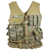 Raven X Crossdraw Tactical Vest