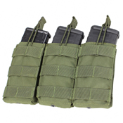 Raven X Triple Open Top M4/M16 Mag Pouch