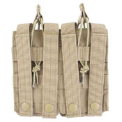 Raven X Open Top Double Stacker M4/M16 Mag Pouch