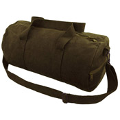 Raven X 19 Inch Canvas Shoulder Bag