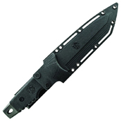 Smith & Wesson  Tanto Fixed Blade Knife - Half Serrated Edge