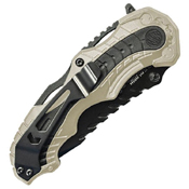 Smith & Wesson M&P Assist Folding Knife - Half Serrated Edge