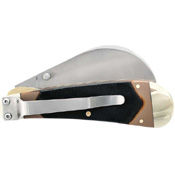 Schrade Old Timer 216OT Hawkbill Pruner Folding Blade Knife