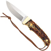 Schrade Uncle Henry Pro Hunter Full Tang Fixed Knife With Sheath