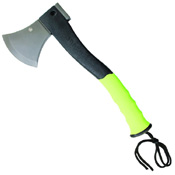 Schrade Axe 3Cr13 Stainless Steel Blade With Fire Striker