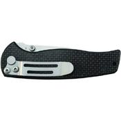 Schrade Liner Lock SCH403 Utility Folding Blade Knife