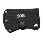SOG Hand Black G10 Handle Axe w/ Ballistic Nylon Sheath