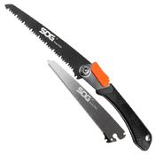 SOG Wood & Bone High Carbon Steel Blade Folding Saw