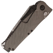 SOG Quake 4.8 Inch Closed Folding Knife