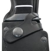 SOG Black Leather Sheath for Creed Knife