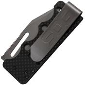 Ultra C-Ti Clip Point Folding Blade Knife