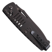 SOG Targa VG-10 Steel Tanto Blade Folding Knife