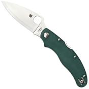 Spyderco Caly 3 7.03 Inch Plain Edge Folding Knife