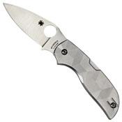 Chaparral Titanium Handle Folding Knife
