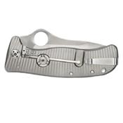 Spyderco Lionspy Knife