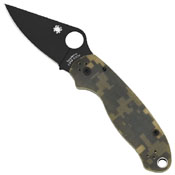 Spyderco Para 3 Clip-Point 2.95 Inch Blade Folding Knife
