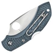 Spyderco Dragonfly 2 Sprint Run Leaf-Shape Blade Folding Knife
