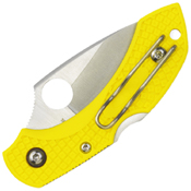Spyderco Dragonfly 2 Salt H-1 Steel Blade Folding Knife