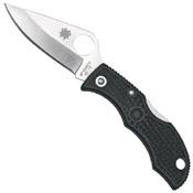 Spyderco Ladybug 3 FRN Handle Folding Knife