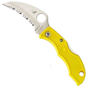 Spyderco Ladybug3 Hawkbill Blade Knife