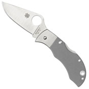 Spyderco Manbug Knife - G-10 Handle